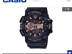卡西欧GA400 9.5成新,超低价app