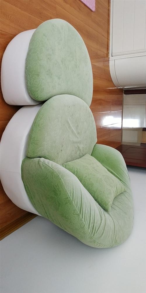 二手躺椅沙发,有需要的拿走,自提50元