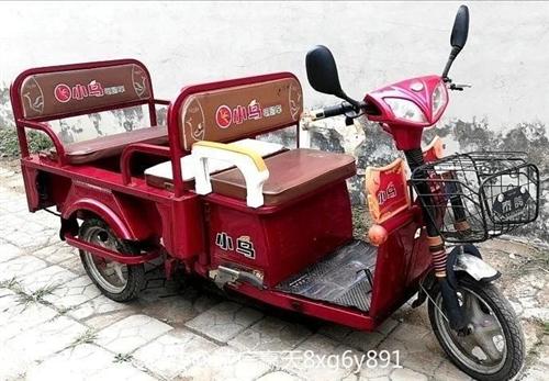 拆迁出售**电动三轮车,手续齐全,电话15095087648