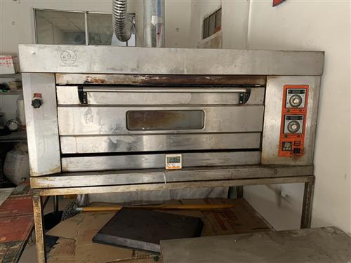 饭店处理烤箱,电饼铛,压面机,热水器