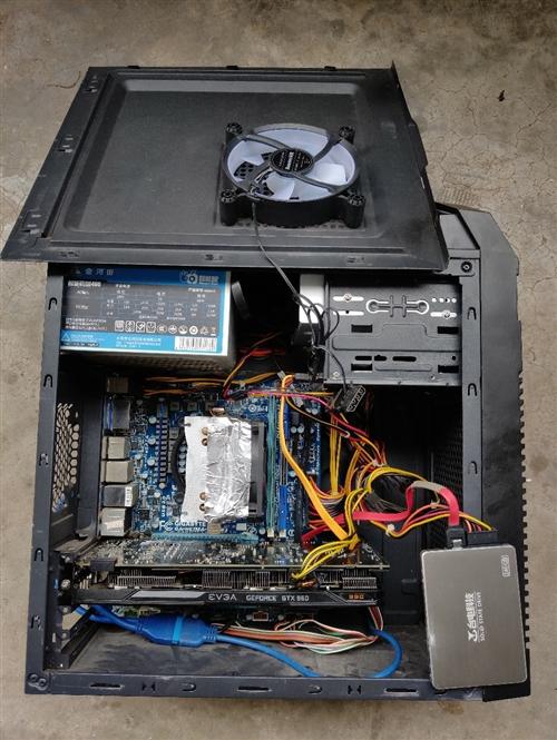 自己用的游戏电脑主机,换了一套,这套跟少用了,出给需要的人,大刀勿扰,大刀勿扰。 ————————...