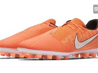 新鞋出售!足球鞋AG亮橙色,具体型号见图2… 自从买来都没穿过,因为码子拍小了,穿上不太合jio[...