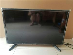 夏新32寸液晶电视。用了一年多,又买了新的电视,配件都在,微信king5461