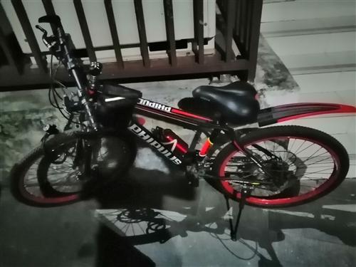 刚刚买的不怎么骑方在家里浪费27变速的。现在低价卖出