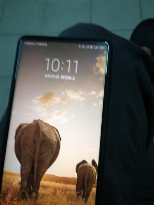小米Mix 2   6+128G.  自用的买了其他手机故出了