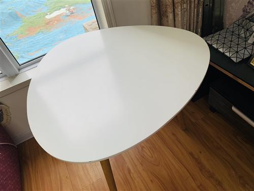 圓桌子和橢圓形的洽談桌低價處理