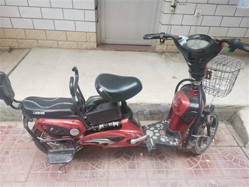 二手电动车带价来,不在唐县工作了出售