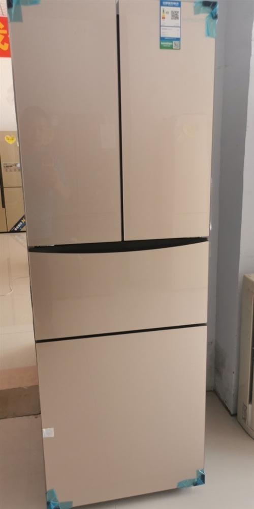 一次也没用过样机300多生容声冰箱