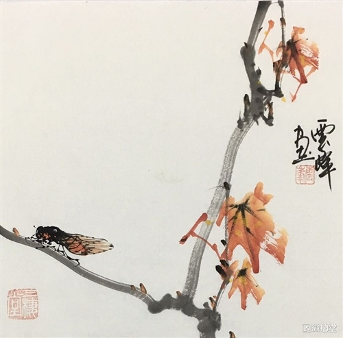 本人收藏的中美协老师书画,没钱用便宜卖了,老师作品只有一幅,5百至3千5百。