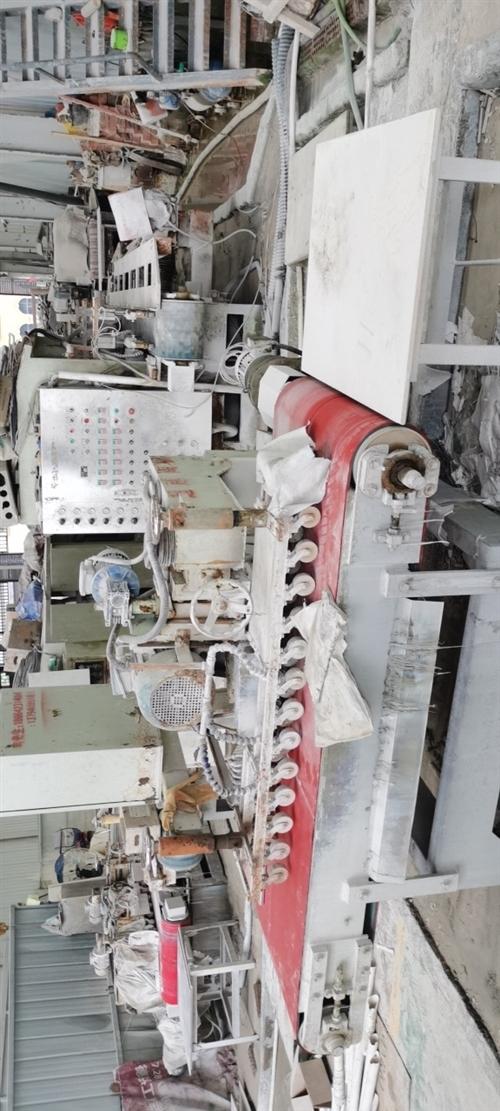 因市场断电,急售陶瓷加工设备全套,有意者面议。