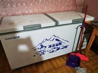 出价就卖!!!商用大冰柜卧柜冷柜,618升 买的时候去了3000多,需要的赶紧下手。