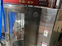 九成新烤肉烤鸭机处理