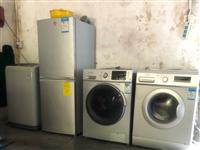 出售二手冰箱,洗衣机,上门维修各种家用电器