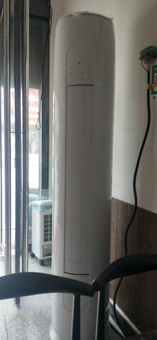**正品格力3匹立柱式空调,手机可控制,买来不到一个月,原价6700,现价6000元处理,同城自提补...