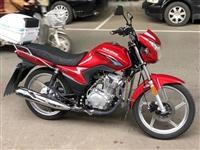 个人出售一手摩托车豪爵DH125车况完美,99新,19年8月上牌,国四电喷,行驶4000多公里。