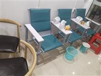 结实长椅子座椅家用休息椅大厅,网上买了560,还很新,很结实
