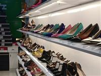 星期六女鞋货架,皮鞋400双现便宜转让只要12000元,要的从速!!!特价便宜甩卖!!!