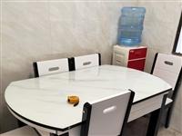 **餐桌(一桌六椅)1.35米,买大了原价1199元,沅陵本地自提1100