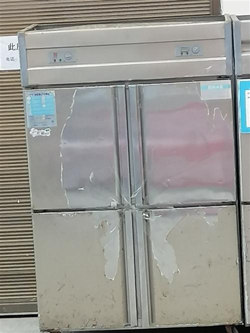 四门冰柜和电煮面桶处理
