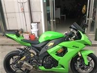 求购二手摩托跑车