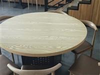 圆桌,6人桌,4人桌,2人桌几十套