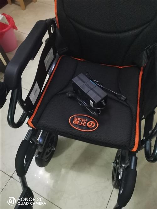 在京東買的電動輪椅,**在保修期內