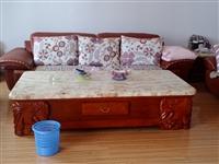 建水头层真皮沙发出售