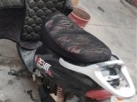 呈色看照片,新换的电瓶和轮胎续航40公里(冬天)