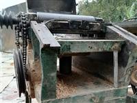 废铁价出售木工用压刨一台,使用正常,刀片锋利