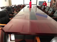 全套会议桌出售,9成新