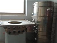 蒸柜,燃气灶,蒸笼,破壁机,榨汁机和各种卡通包模具,九成新,包教卡通包的制作。田:185067335...
