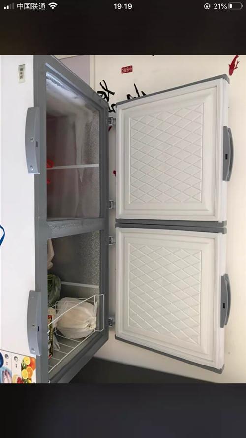 出售冰箱,9成新,容量大开店的话够用,有需要的欢迎来电。