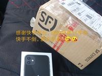刚删封**苹果11,64G黑色机  昨天刚删开盒子(11月8日),**apple 11,64g黑色...