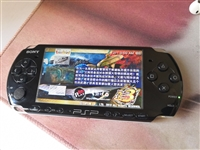 13年买的PSP3000,闲置了几年,机况良好,电池充一次能用5小时左右,没修过,后盖有掉漆,带16...