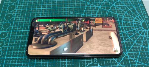 iphone xsmax,256Gb大内存!美版有锁单卡,已经解锁,有面容。价格实在,大内存。橙色如...