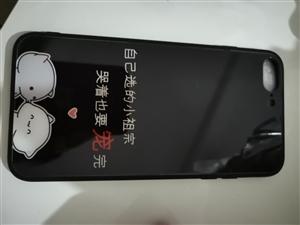 建水苹果7/8plus手机壳外加一块钢化膜出售