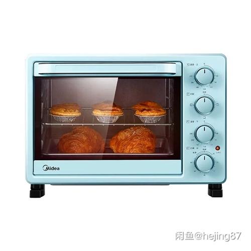 年前买的烤箱,25L,疫情期间用了两回,几乎**,后面就没空盘了,喜欢烘焙的,联系我,半价出,同城送...