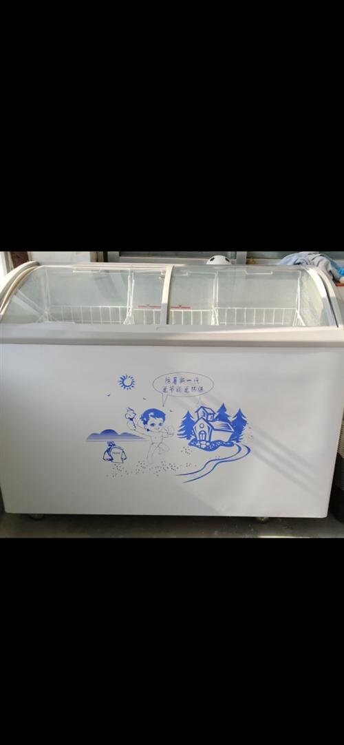 海尔正品冷柜   正常使用中  特价转让  使用仅三个月