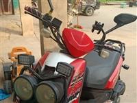 谁要踏板摩托车便宜处理150机器。 1000千。谢绝还价。