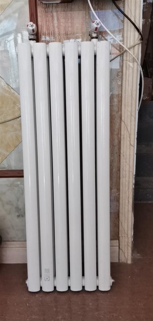暖气片2个,共计800元出售17058758088