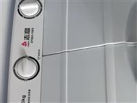 志高半自动洗衣机,用了几次,搬家低价处理。