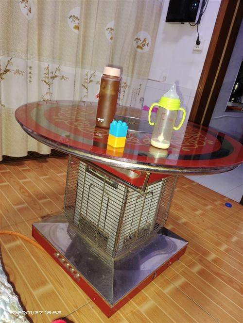 出一台天然气炉子,一台茶几,天然气炉子需要换气嘴一套,只要几十块钱,两件一起提走,价格面议