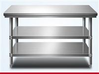 现有闲置带门工作台120×50×80一个;还有**未组装的不带门的两层150×60×80、两层80×...