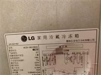 lg冰箱 因为自己家换了大冰箱,闲置出售