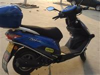 便宜出铃木uu125,车子很新,去年买的,上下班骑或者送外卖都很好。