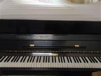 现有钢琴两台处理,八成新,自己用的,价格面议