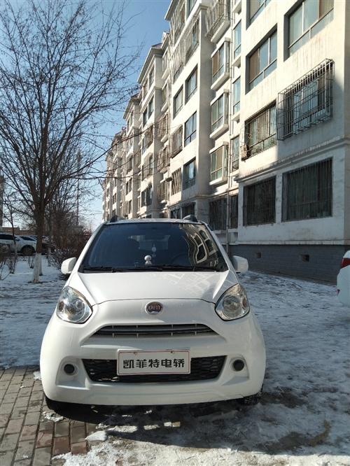 電轎,車況很好,電瓶2月新換,里面很新,配置很高