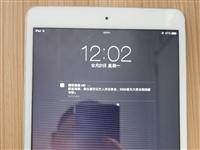 ipad  mini一代  16g内存 屏幕右下角有磕碰,屏幕完好 其它地方无磕碰,成色95新