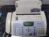 电话传真复印机100元 老式电话传真机,用热敏纸,运转正常。 16651593289