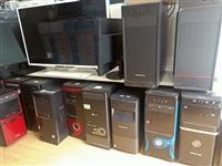 长期出售台式机主机电脑300-1800都有 办公电脑300-400元 游戏主机600-1000...
